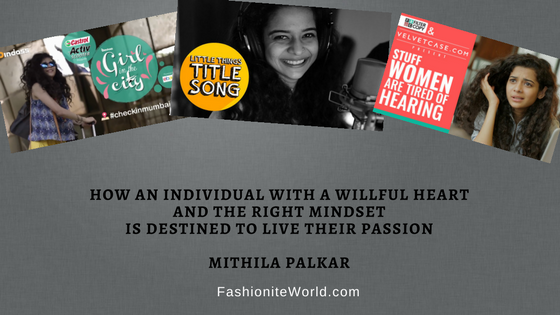 Mithila Palkar actress - Fashioniteworld